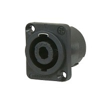 conector speakon hembra 4 pines